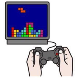 Video-Spiele Abend