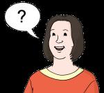 Leichte Sprache -Frage