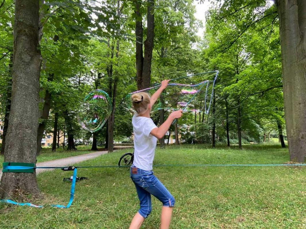 KiK-Aktionen im Sommer 2021 - Zirkus